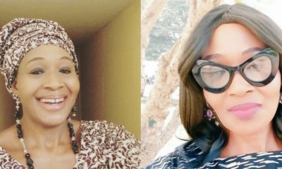 I have finally left Ibadan to somewhere In Africa - Kemi Olunloyo