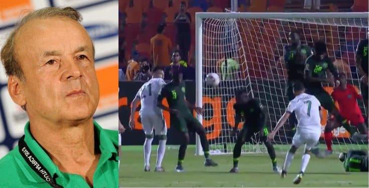 'It was a wonderful match' - Super Eagles coach, Gernot Rohr speaks on Nigeria AFCON loss