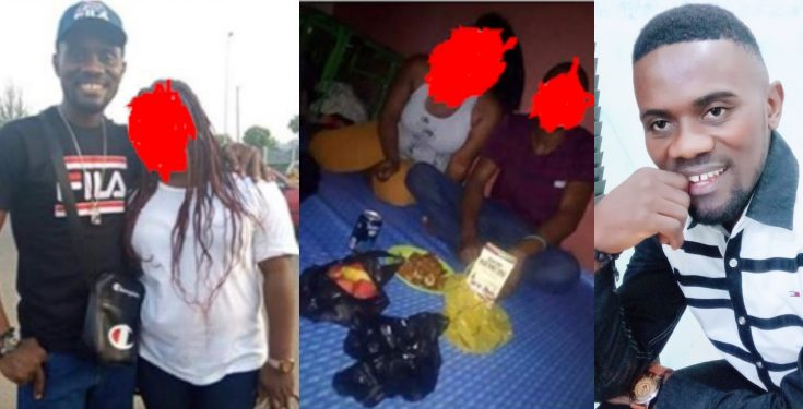 Man dumps his partner of 5-yrs after discovering she has a secret child