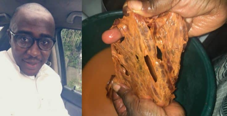 Man raises alarm after discovering kilishi made from rubber instead of beef