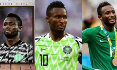 Mikel Obi announces retirement from Super Eagles