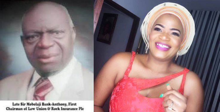 'My grandfather had 48 houses in Lagos but willed nothing to us' – Actress Funmi Bank-Anthony