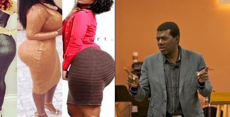 Do Not Marry Women Who Flaunt Their Curves – Reno Omokri