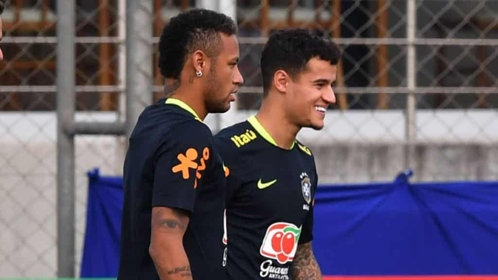 Neymar-Coutinho swap