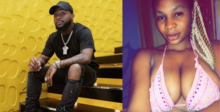 Nigerian Lady Mocks Davido for Not Being Featured On Beyonce's Album (video)