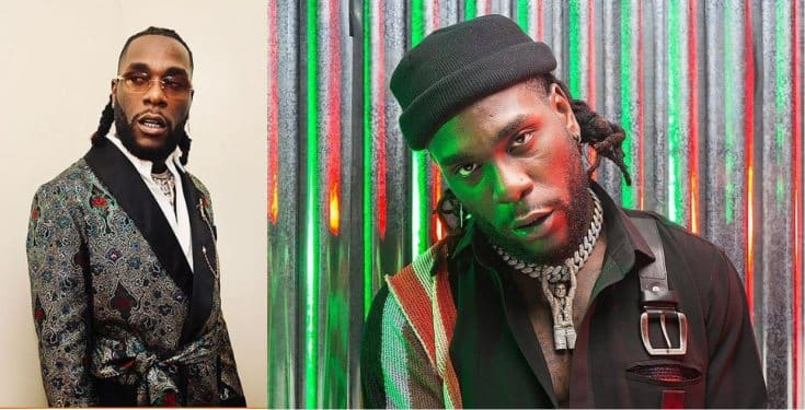 'Nigerians love me now because the rest of the world does' - Burna Boy