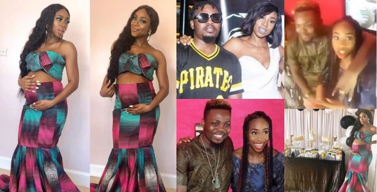 OAP Maria Okan allegedly expecting a baby with Olamide