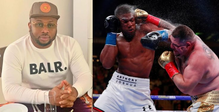 Olakunle Churchill to stake $100,000 on Anthony Joshua to win his rematch against Ruiz