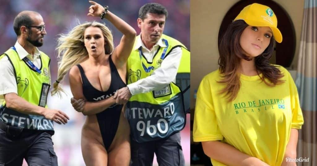 Kinsey Wolanski jailed in Brazil
