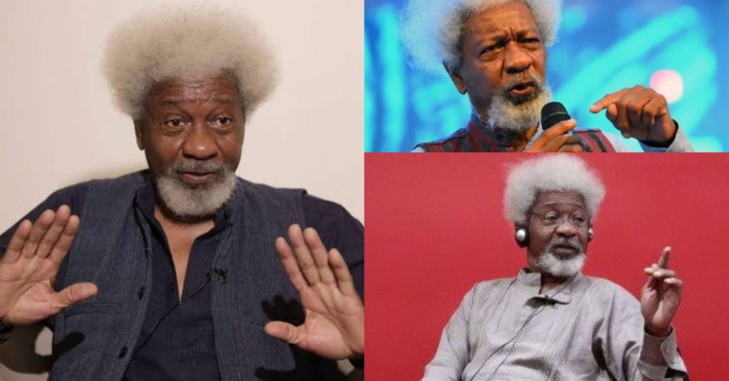 7 Facts You Don't Know About Professor Wole Soyinka