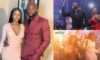 Photos From BBNaija Eviction Party With Avala, Isilomo, Kim Oprah, Ella, & Tuoyo