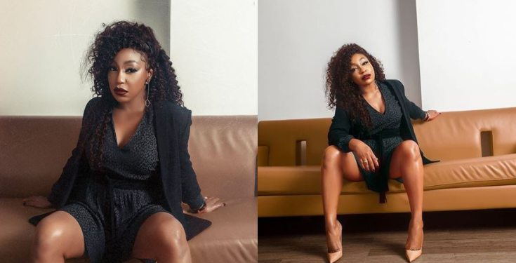 Actress Rita Dominic celebrates 44th birthday with lovely photos