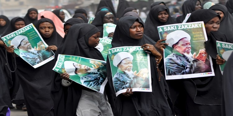 Shiites group finally declared a terrorist group in Nigeria