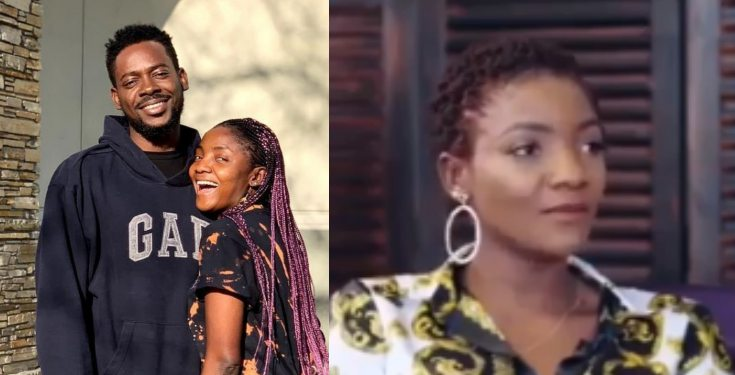 Simi says she met Adekunle Gold on Facebook (video)