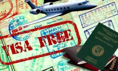 South Africa grants Ghana visa-free entry, excludes Nigeria