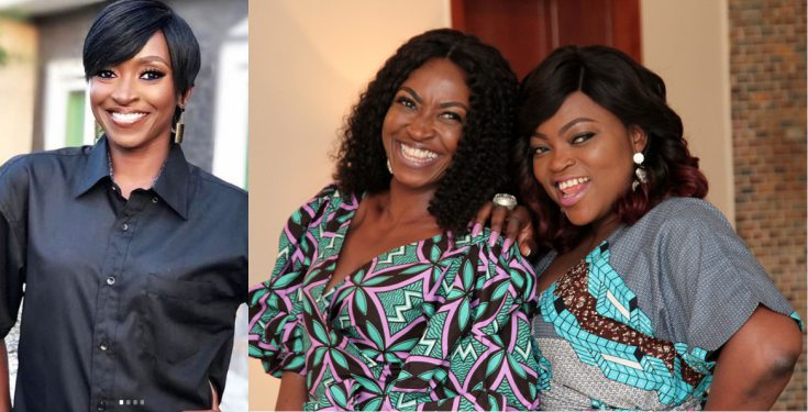 'What Kate Henshaw did to me 22-years-ago' – Funke Akindele