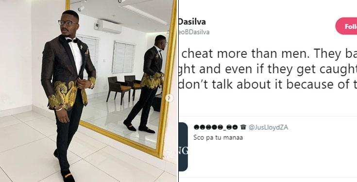 'Women cheat more than men' - Leo DaSilva
