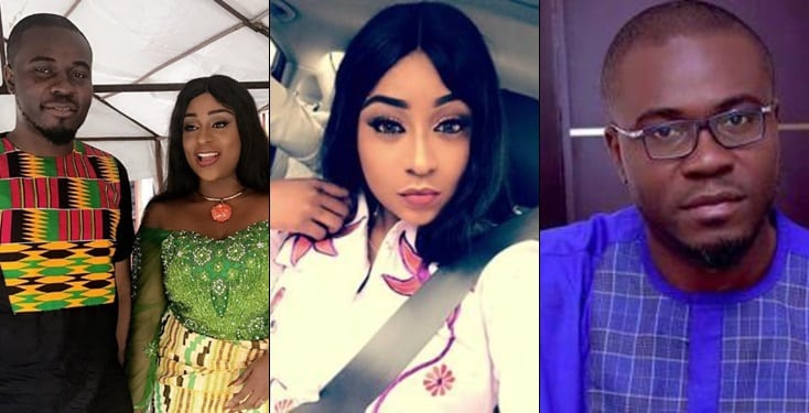 The wealth Regina Daniels is flaunting is my mother's sweat- Ned Nwoko's first son