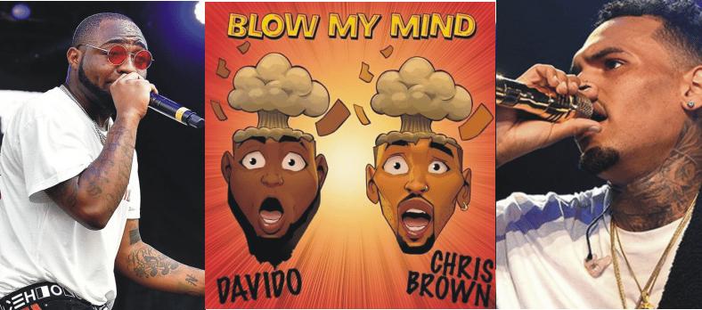Davido Set To Drop New Jam With Chris Brown