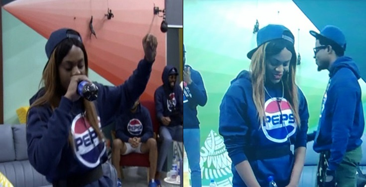 BBNaija2019: Jackye Reveals Mercy Did Surgery To Get Her Shape [Video]