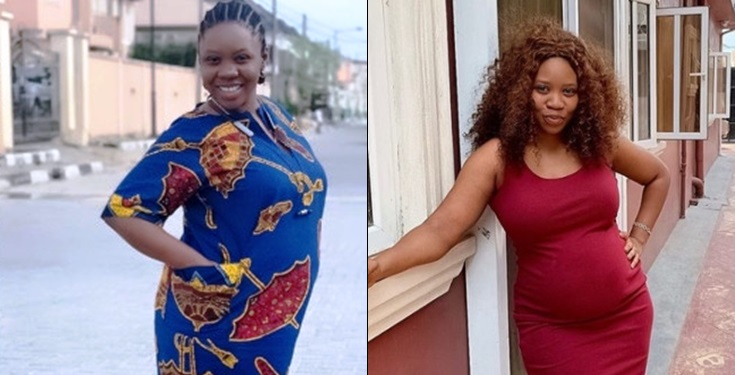 Wumi Toriola slams those advising her to stop flaunting baby bump