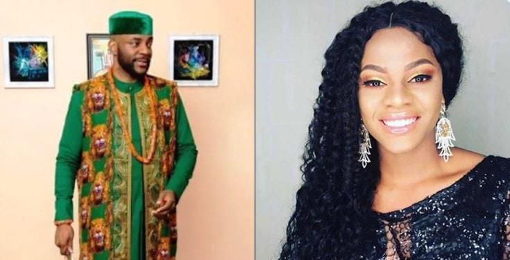 BBNaija Jackye's boyfriend Lami, calls out Ebuka