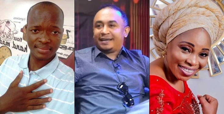 Daddy Freeze reacts to claim of Tope Alabi not making heaven