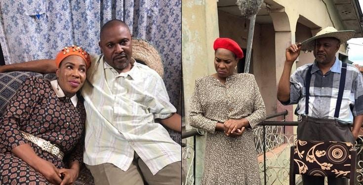 Ex-Power Couple Faithia Williams & Saheed Balogun Reunite