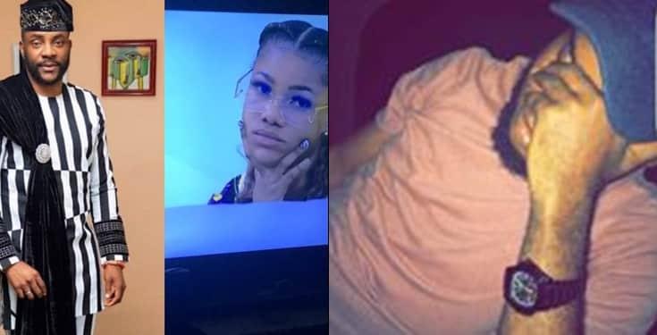 Tacha's Boyfriend Slams Ebuka