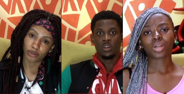Housemates talk to Biggie about new housemates