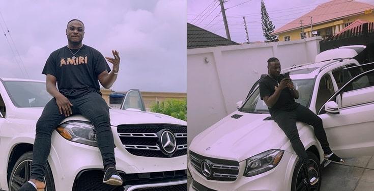 BBNaija's Mike's wife begs Nigerians