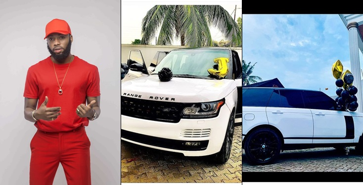 Swanky Jerry Gifts Himself A Customized Range Rover For Birthday