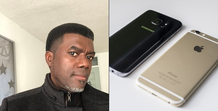 Never give money to someone who uses better phone than you– Reno Omokri