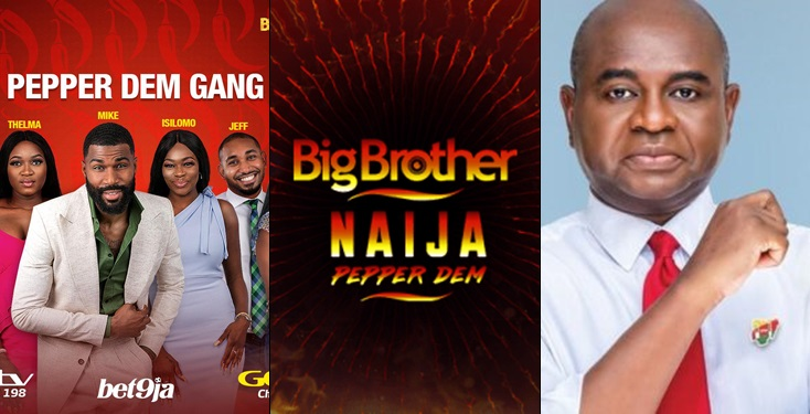 Nigerian youths cheat themselves by watching #BBNaija – Kingsley Moghalu