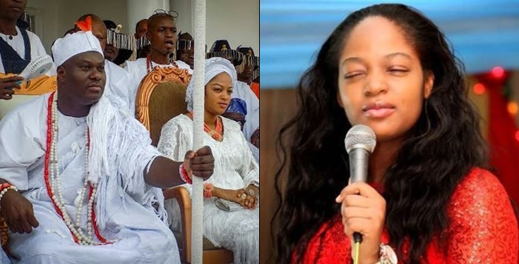 People who said I preached like a Cherubim & Seraphim member wanted to bring me down - Ooni Of Ife's Wife