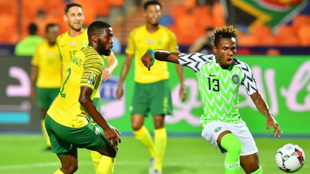 Nigeria 2-1 South Africa