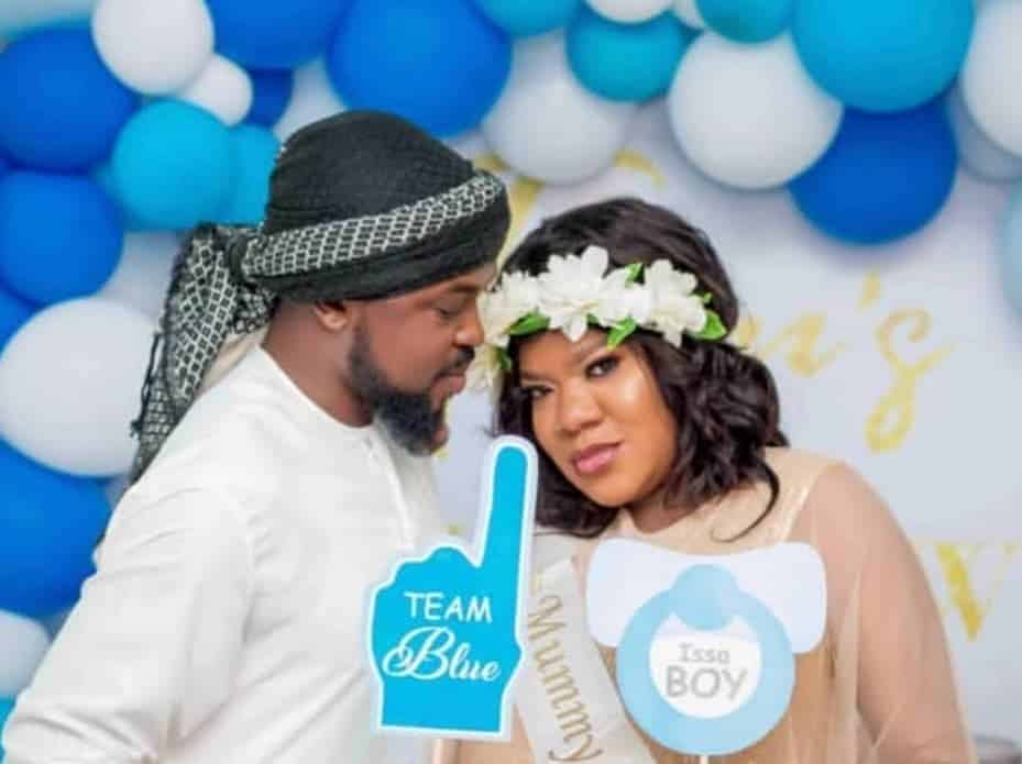 Photos from Toyin Abraham's baby shower in Dubai