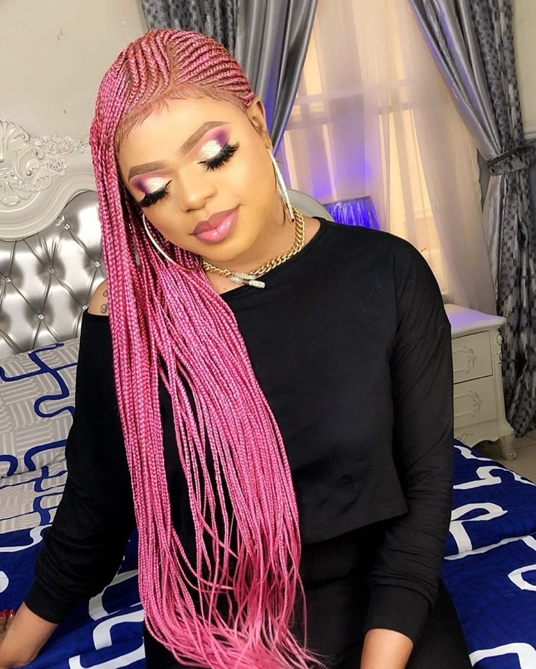 You will die in poverty if my throwback picture doesn't inspire you – Bobrisky (See Photo) 4