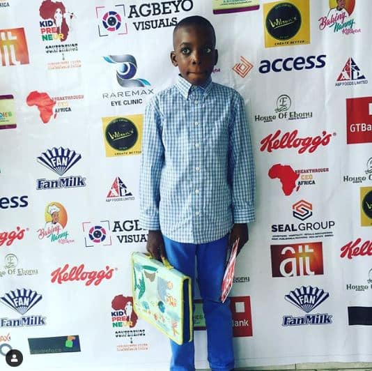 9-year-old Nigerian boy Basil Okpara Jr builds more than 30 mobile games