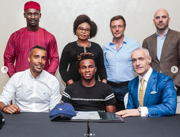Samuel Chukwueze Signed to Roc Nation Sports