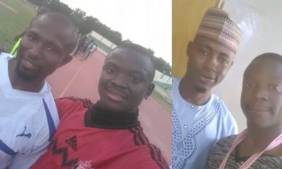 ABU students return the ₦2.5 million they found by the roadside