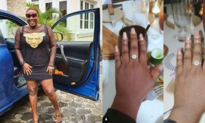 Adediwura Gold speaks on finding love, 12 years after her divorce
