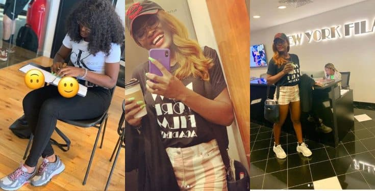 Alex Unusual pays ₦31 million for 2 year course in NYFA