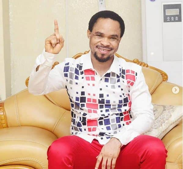 Anambra Pastor, Prophet Odumeje denies saying he will walk on water