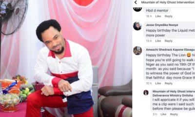 Anambra Pastor, Prophet Odumeje denies saying he will walk on water