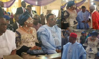 Anambra first lady steps out in stylish Gucci sunglasses worth ₦991,800 (photos)
