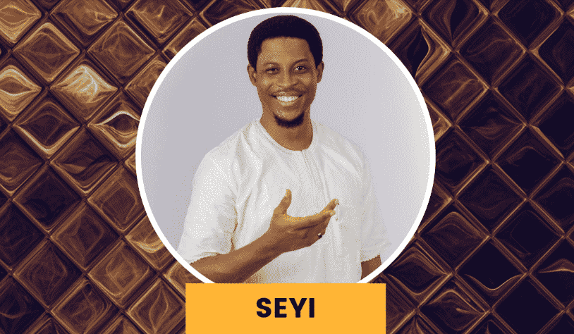 Seyi Becomes New Head Of House For This Week