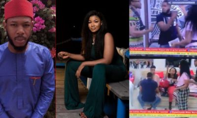 BBNaija: 'Let me talk to smart people, not you' – Frodd tells Tacha (video)