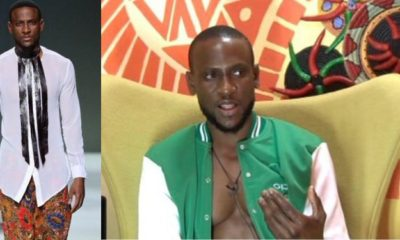 BBNaija: 'My problem is I talk too much' - Omashola tells Biggie (video)