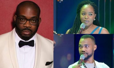 BBNaija 2019: Don Jazzy reacts to Joe, and Enkay's evictions